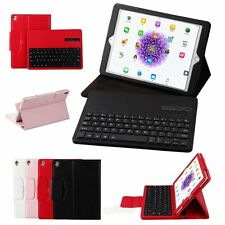 Fashion For iPad Pro 9.7 inch 2 in 1 Wireless Bluetooth Keyboard PU Leather Case
