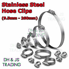 Stainless Steel Hose Clips Jubilee Clip Clips Pipe Clamps Marine - JCS Brand