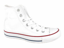 CONVERSE Chuck Taylor All Star Hi sneakers laces TEXTILE WHITE M7650C