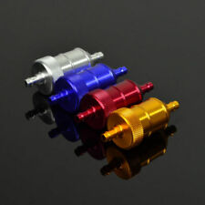 """6MM 1/4"""" Petrol Gas Fuel Filter Cleaner For Motorcycle Pit Dirt Bike ATV"""