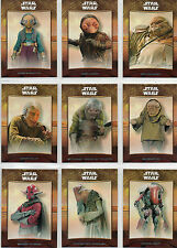 Star Wars The Force Awakens Series 2  -  Chase Card Selection 2016 Topps