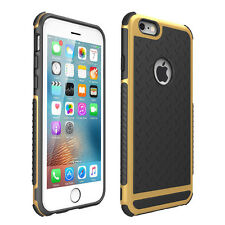 Shockproof Rubber Hybrid Fashion Hard Case Thin Cover For iPhone 5S SE 6 6S Plus