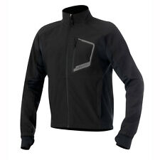 Motorcycle Alpinestars Tech Layer Windbreaker Top - Black UK