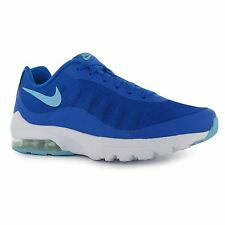 Nike Air Max Invigor Running Shoes Womens Blue/Blue/White Trainers Sneakers