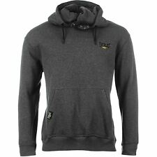 Everlast Pullover Hoody Mens Charcoal Jumper Sweatshirt Sweater