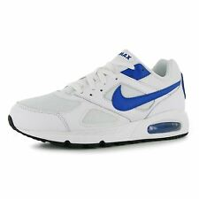 Nike Air Max Ivo Trainers Mens White/Royal Sneakers Shoes