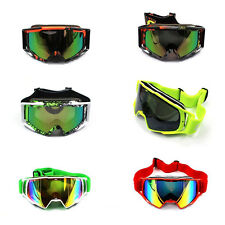 Snow/Snowmobile/Snowboard/SKI/Dirt Bike Adults GOGGLES Tinted Changeable Lens AU