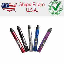 Portable Click-n-Vape Butane Torch Lighter Pen Gas With Case
