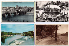 CHESTER POSTCARD ASSORTMENT OLD ASSORTED CHESHIRE POSTCARDS