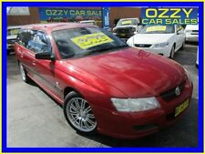2005 Holden Commodore VZ Executive Red Automatic 4sp A Wagon