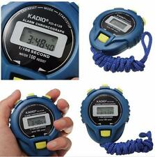 LED Waterproof Stopwatch Chronograph Digital Date Timer Counter Sport Watch