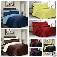 6PC Bedding Set, Duvet Cover, Pillowcase,Fitted Sheet Double King Superking Size