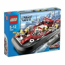 Lego City Town #7944 Fire Hovercraft MISB