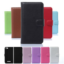 Luxury Magnetic Flip Cover Stand Wallet Leather Case Skin For Sony