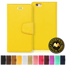 GOOSPERY® Sonata Diary Media Stand Wallet Case Cover for Apple iPhone 6S 6 PLUS