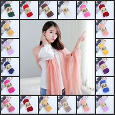 Hot!! Womens Lady Multi-color Chiffon Soft Scarves Long Wraps Shawl Scarf