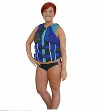 Hyperlite Ladies Life Vest Jacket Adult Swimming Inflatable Gear USCG Approved