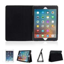 Folio Magnetic PU Leather Smart Cover Stand Case For Apple iPad Wake/Sleep w/Pen