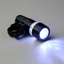 Bike Bicycle 5 LED Power Beam Front Head Light Headlight Torch Lamp HK