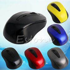 Wireless Optical 2.4G Game Mouse Mice Mini USB Receiver for PC Laptop Notebook