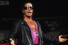Bret The Hitman Hart - WWE / WWF Wrestling poster print picture photo 030