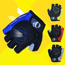 Cycling Half Finger Breathable Gloves GEL Pad MTB Mountain Bike Bicycle Riding