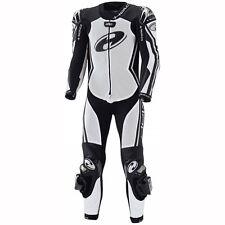Motorcycle Held 5612 Full-Speed 1 Piece Leather Suit - White Black UK