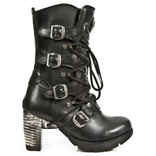 M.TR003-S1 NEWROCK WOMENS ANKLE BOOTS