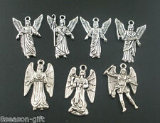 Gift Wholesale MIXED Silver Angel Charms Pendants