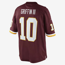 Nike Washington Redskins Limited Jersey RG3 #10 Sz M 468974 684 Stitched $150