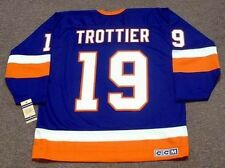 BRYAN TROTTIER New York Islanders 1982 CCM Vintage Throwback NHL Hockey Jersey