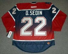 DANIEL SEDIN Vancouver Canucks 2002 CCM Throwback NHL Hockey Jersey