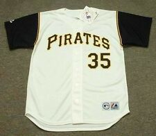 MANNY SANGUILLEN Pittsburgh Pirates 1966 Majestic Throwback Home Baseball Jersey