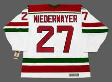 "SCOTT NIEDERMAYER New Jersey Devils 1992 CCM Vintage ""Rookie"" Home NHL Jersey"