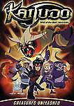 Kaijudo: Rise of the Duel Masters - Creatures Unleashed (DVD, 2012). Free s/h