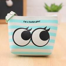 Cute Women Girls Coin Purse Card Holder Wallet Bag Change Pouch Key Holder
