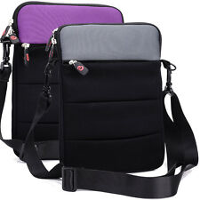 12 - 13 inch Convertible Protective Tablet Sleeve and Shoulder Bag Cover