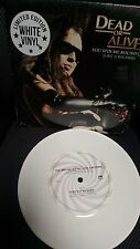 DEAD OR ALIVE You Spin Me Round ( Like a Record) 7 inch Single White Vinyl