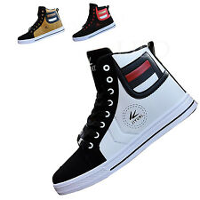 Lot Fashion Men High Top Sneaker Sport Casual Outdoor Athletic Running Shoe Boot