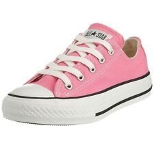 Converse Girls Shoes Converse Chuck Low Top 3j238 Pink