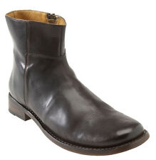 Bed Stu - CAPRICORN - Men's Leather Boots - Ankle - NEW - Teak Rustic Washed