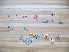 IWC 852,8521,853,8531 ASSORTED NEW OLD STOCK MOVEMENT PARTS