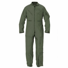 Listing of NOMEX FLIGHT SUIT CWU 27P - SAGE GREEN various sizes - New w/ tags