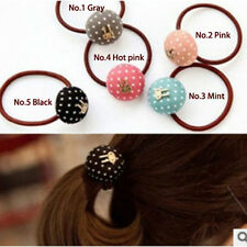 [Hair Accessory] Hairband / Ponytail Holders 5Types(pick one!)
