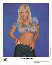 Torrie Wilson WWF WWE Divas Sexy Wrestling Promo print picture photo 001