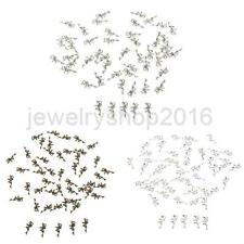 50pcs Angle Fairy Alloy Pendant Peri Jewelry Charms for Necklace Phone Hanging