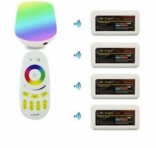 Mi Light WiFi RGBW Controller 2.4G Remote OS Android for RGBW led strip light