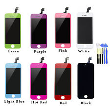 Multicolor LCD Display Touch Screen Digitizer Assembly For iPhone 5C Repair Part