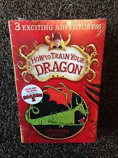 *NEW* Cressida Cowell How To Train Your Dragon 3 Paperback Book Collection Set