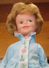 "1963 VTG.PRECIOUS *PENNY BRITE* DOLL~NON-PLAY ""PAJAMAS""~Beautiful Face+Full Hair"